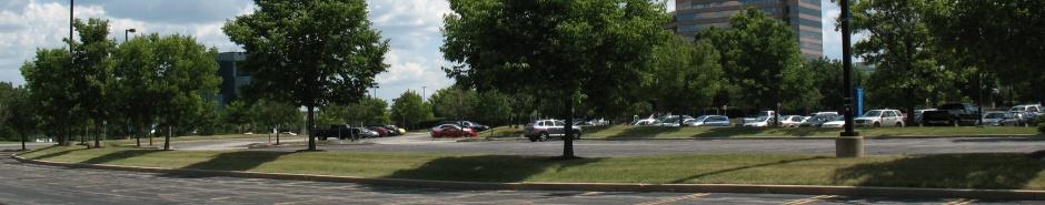 RU Parking lot - banner