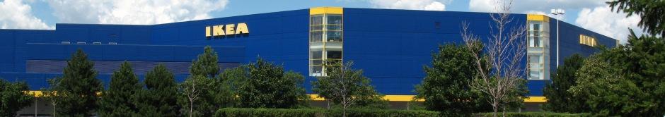 IKEA landscape shot